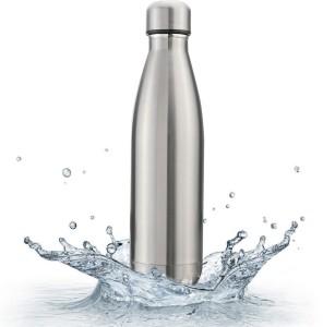d36efd46a65 Zafos Zafos Pexpo Glossy Silver 1000ml Vacuum Hot Cold 304 Grade ...