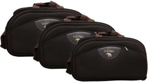 GOYMA Canvas & Polyester (20,22,24) Inches Duffel Strolley Bag