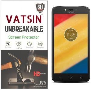 Vatsin Impossible Glass for Moto C Plus