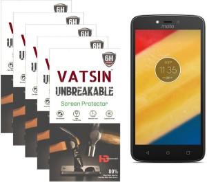 Vatsin Screen Guard for Moto C Plus
