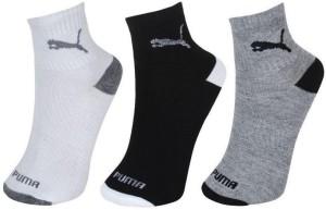 Puma Men & Women Ankle Length Socks