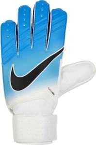 Nike GS0330-169-9 Goalkeeping Gloves (XL, White, Blue)