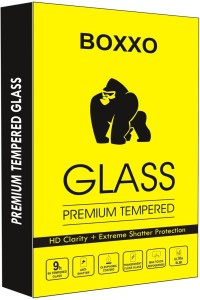 Boxxo Tempered Glass Guard for YU YUREKA Note YU6000