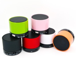 MEZIRE S10 MULTICOLOR W-15 Portable Bluetooth Mobile/Tablet Speaker