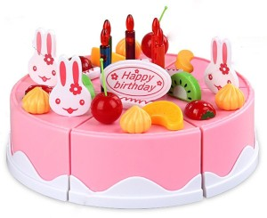 Saffire Musical DIY Birthday Cake Toy