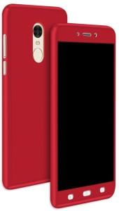 Yofashions Front & Back Case for Mi Redmi Note 4