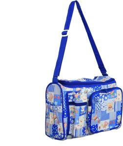 Kuber Industries Mama's Bag, Baby Carrier Bag, Diaper Bag, Travelling Bag Diaper bag