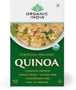 Organic india Quinoa Seeds Whole Raw