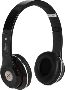 HEAD NIK S460 With Memory Card Slot (BMR) Wireless bluetooth Headphones