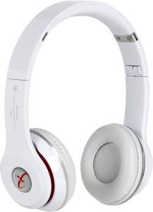 HEAD NIK S460 WITH INBUILT FM RADIO (BMR) Wireless bluetooth Headphones