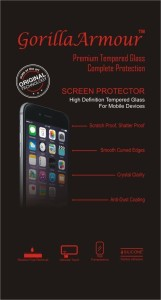 Gorilla Armour Tempered Glass Guard for Motorola Moto C Plus