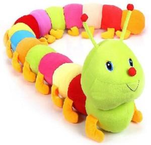 Fun Zoo Fun Zoo Caterpillar- 85 cm (Multicolor)  - 85 cm