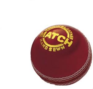 EMERET MATCH BALL Cricket Ball -   Size: STANDARD