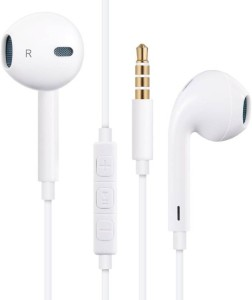 SHOPCRAZE TopClass earphone for Iphone 5,5s,5c,6,6s,6plus,6splus,7,7plus,ipad & Ipod Wired Gaming Headset With Mic Wired Headset With Mic