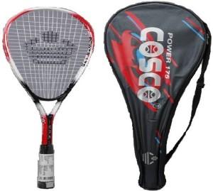 Cosco Power -175 Squash Racquet G4 Strung