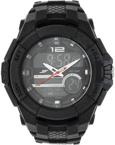 SF NH77027PP01J Analog-Digital Watch  - For Men