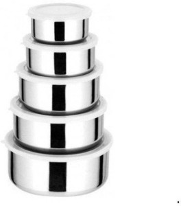 Lovato Stainless Steel Bowl Stainless Steel Bowl Set