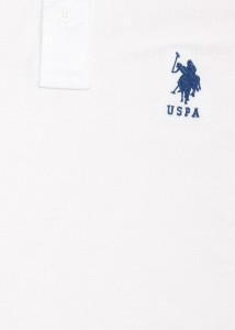 90255e9a8 Us Polo Kids Boys Solid Cotton T Shirt White Pack of 1 Best Price in ...