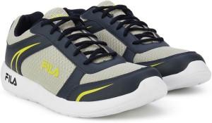 Fila WADE Running Shoes Grey Best Price