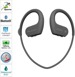 a85527aff8f Sony Walkman NW WS623 4 GB MP3 Player Black Best Price in India ...