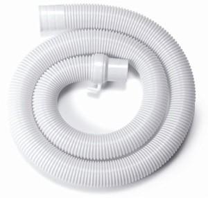 Domnicks Washing Machine Flexible Drain Hose (Outlet) Hose Pipe