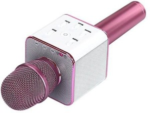 RDG Q7 Pro Bluetooth Portable Rechargeable Wireless Karaoke Inbuilt Speaker Microphone