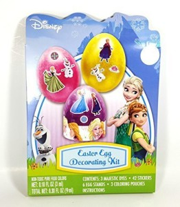 Paper Magic Disney Frozen Easter Egg Decorating Kit Comes With ...
