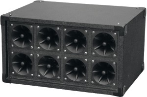 PylePro PAHT8 8 Way DJ Tweeter System Car Speaker
