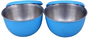 Lavi Round set 2 Swastik Stainless Steel Kitchen King Bowl Stainless Steel Bowl Set