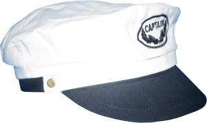 atabz Captain white hat Cap