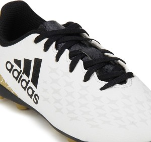 11c6c26d6 Adidas Boys Lace Football Shoes White Best Price in India
