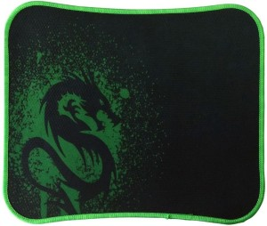 US1984 Natural Rubber Gaming Mouse Pad, Skid Resistant Surface , Size 12