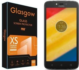 Glasgow Tempered Glass Guard for Motorola Moto C Plus