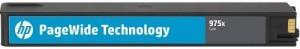 HP HP 975XL High Capacity Cyan Single Color Ink