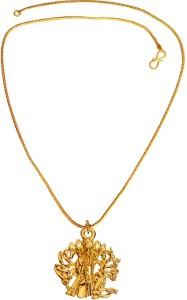 Rich famous gold toned panchmukhi hanuman yellow gold alloy pendant rich famous gold toned panchmukhi hanuman yellow gold alloy pendant aloadofball Images