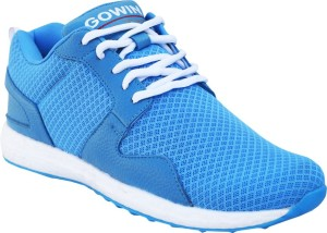 Gowin Thrust Blue Running Shoes