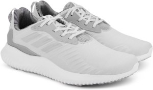 80304ea9151fe Adidas ALPHABOUNCE RC M Running Shoes Grey Best Price in India ...