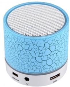 Gromic S10 Mini LED Light speaker Portable Bluetooth Mobile/Tablet Speaker