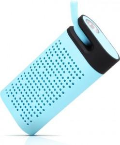 5PLUS 5PBTS013 ADVENTURE Bluetooth Mobile/Tablet Speaker WITH 4000mah Power bank inbuilt & Led Ligh Inbuilt FM & tft slot Portable Bluetooth Mobile/Tablet Speaker