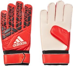 Adidas Ace Training Goalkeeping Gloves (M, Red, Core Black, White)