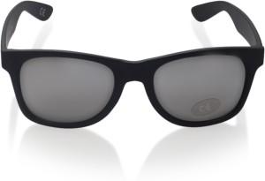 0fe8011a13 VANS VN000LC0CVQ1 Wayfarer Sunglasses Black Best Price in India ...