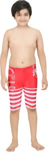 Fashion Fever Printed Boys Swimsuit