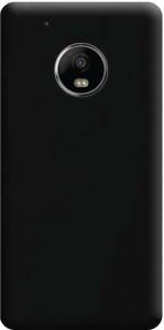 ZEDAK Back Cover for Moto E4 Plus(Mid Night Black)