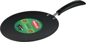 Marlex Hard Anodised Spazio (3 mm Series) Concave Tawa 25.4 cm diameter