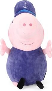 Peppa Grandpa Pig Plush 30 cm  - 30 cm