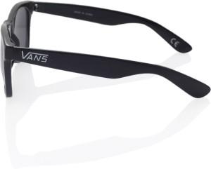 b7fe838384ea VANS VN000LC0BLK1 Wayfarer Sunglasses Black Best Price in India ...