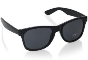 260d499e5a VANS VN000LC0BLK1 Wayfarer Sunglasses Black Best Price in India ...