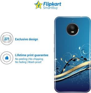 newest be540 c429b Flipkart SmartBuy Back Cover for Motorola Moto E4 PlusMulticolor