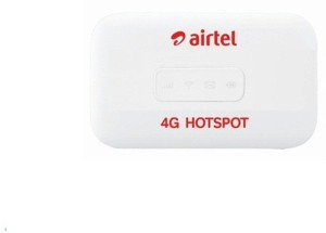 Airtel 4g Wifi Hotspot Unlocked Works With Any 2g/3g/4g Networks Data Card
