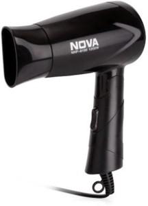 Nova Silky Shine 1200 W Hot And Cold Foldable NHP 8100 Hair Dryer